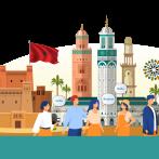 Résidents Etrangers au Maroc